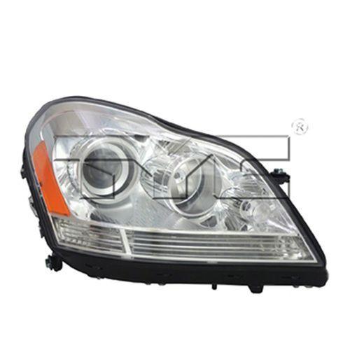 2012 Mercedes Gl550 Right Passenger Side Halogen Head Light Assembly Mb2503202