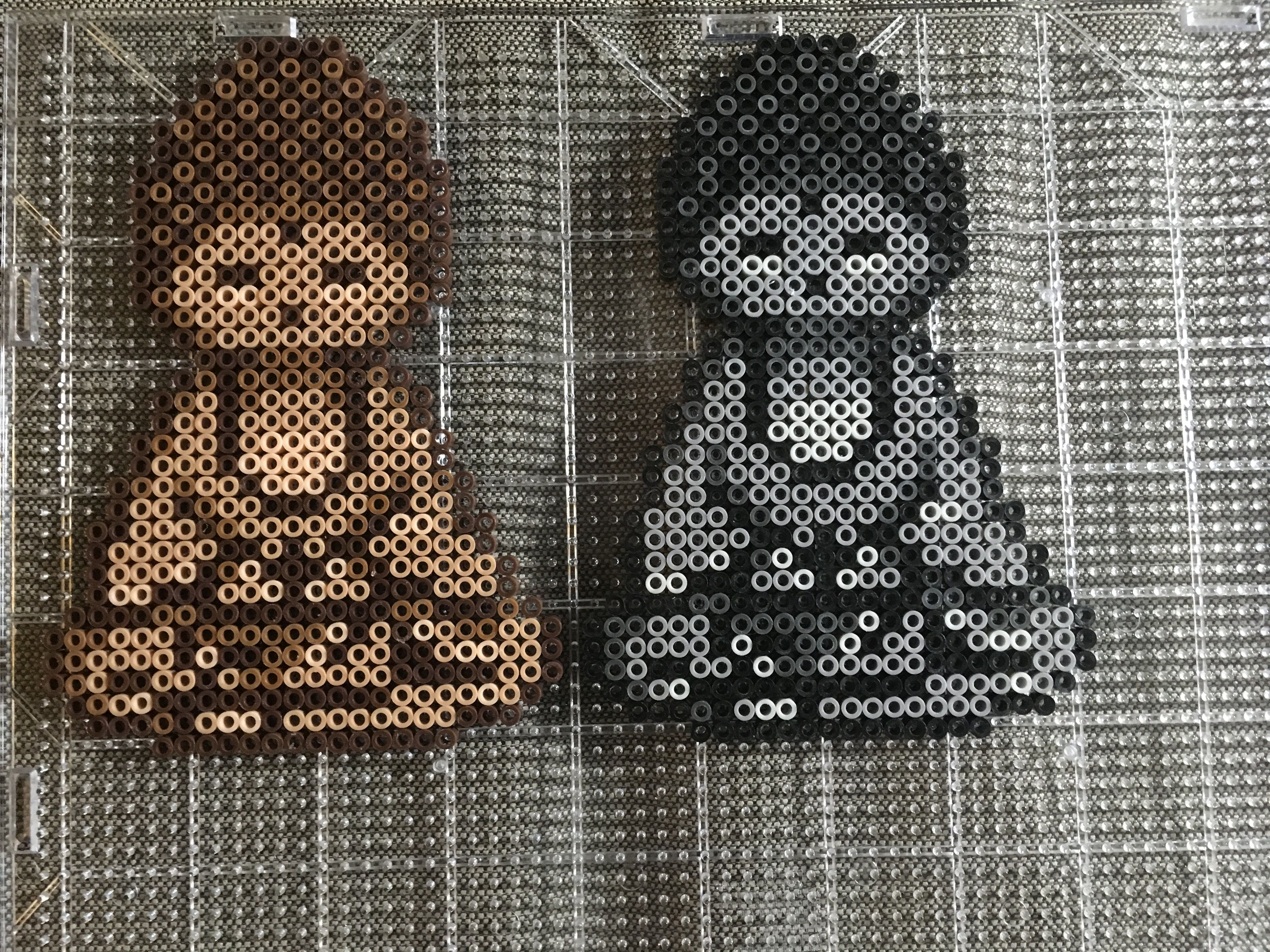 Buddha Made W Perler Beads Not My Original Design But The Stone Color Scheme Is Keywords A Perle A Repasser Modeles Perle A Repasser Noel Perles A Repasser