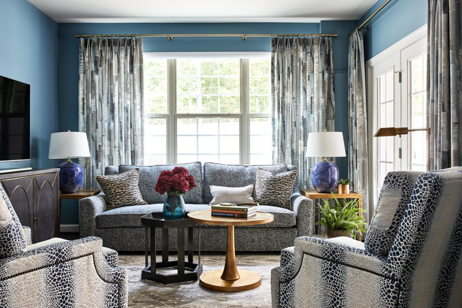 This Stunning Northern Virginia Home Was Designed Over Facetime Home Virginia Homes Design