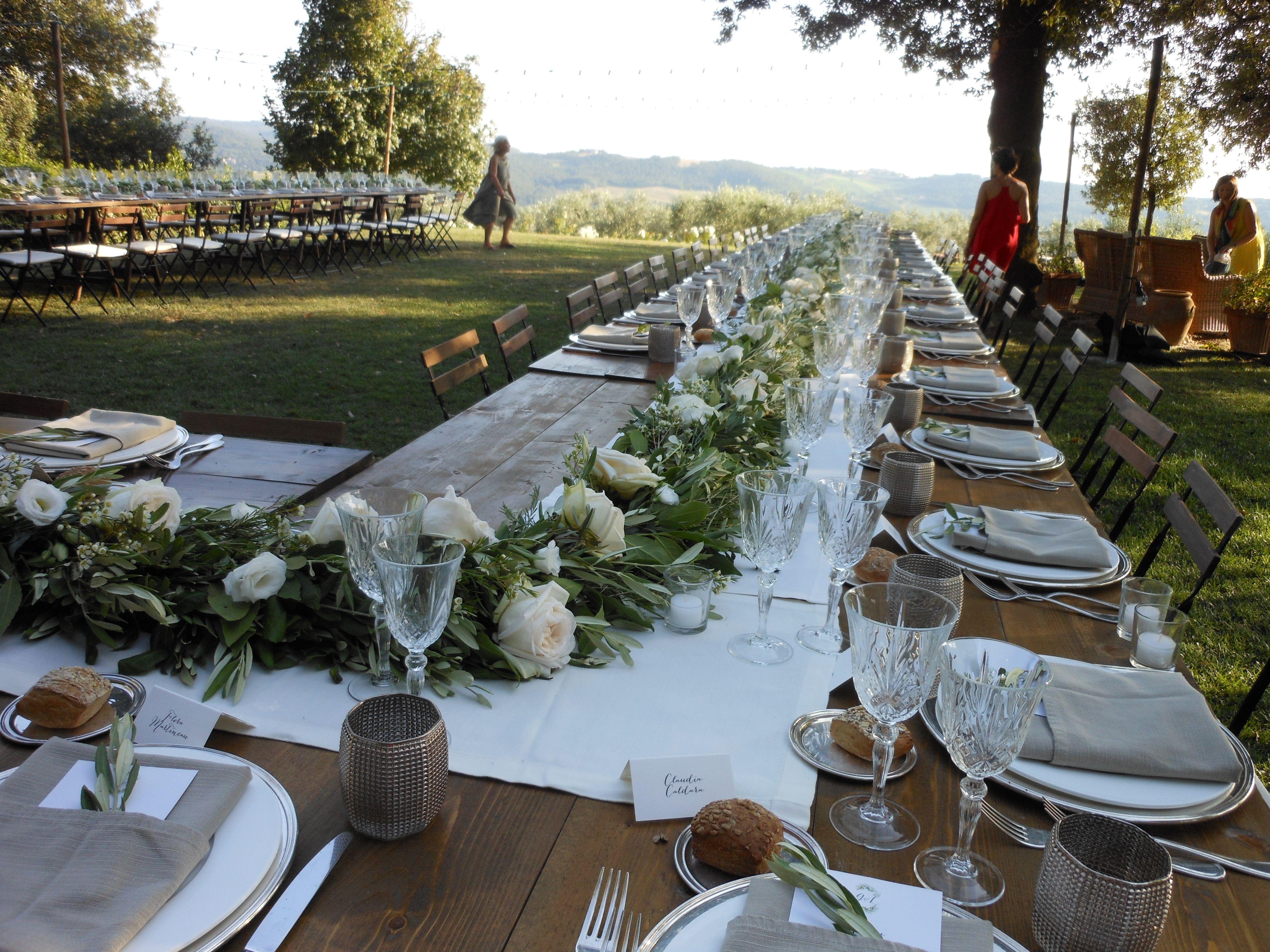 Tavolo Imperiale ~ Country chic wedding tavolo imperiale wedding ristorante tonino