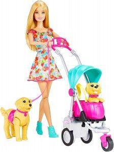 48+ Barbie dog stroller set information