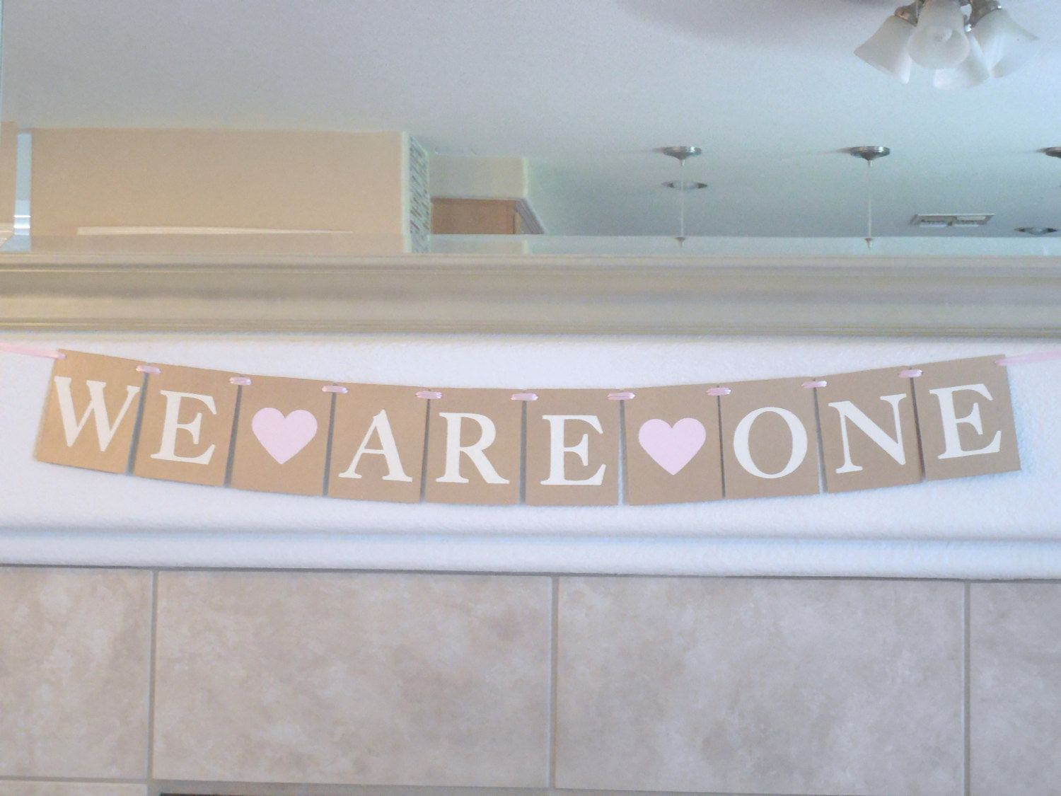 Twins First Birthday Banner Triplets First Birthday Banner We Are One Banner Multiples First Birthday Twins ONE decoration Twins Birthday by SignsationalSayings on Etsy https://www.etsy.com/listing/213777306/twins-first-birthday-banner-triplets
