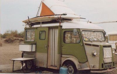camping car - holidays