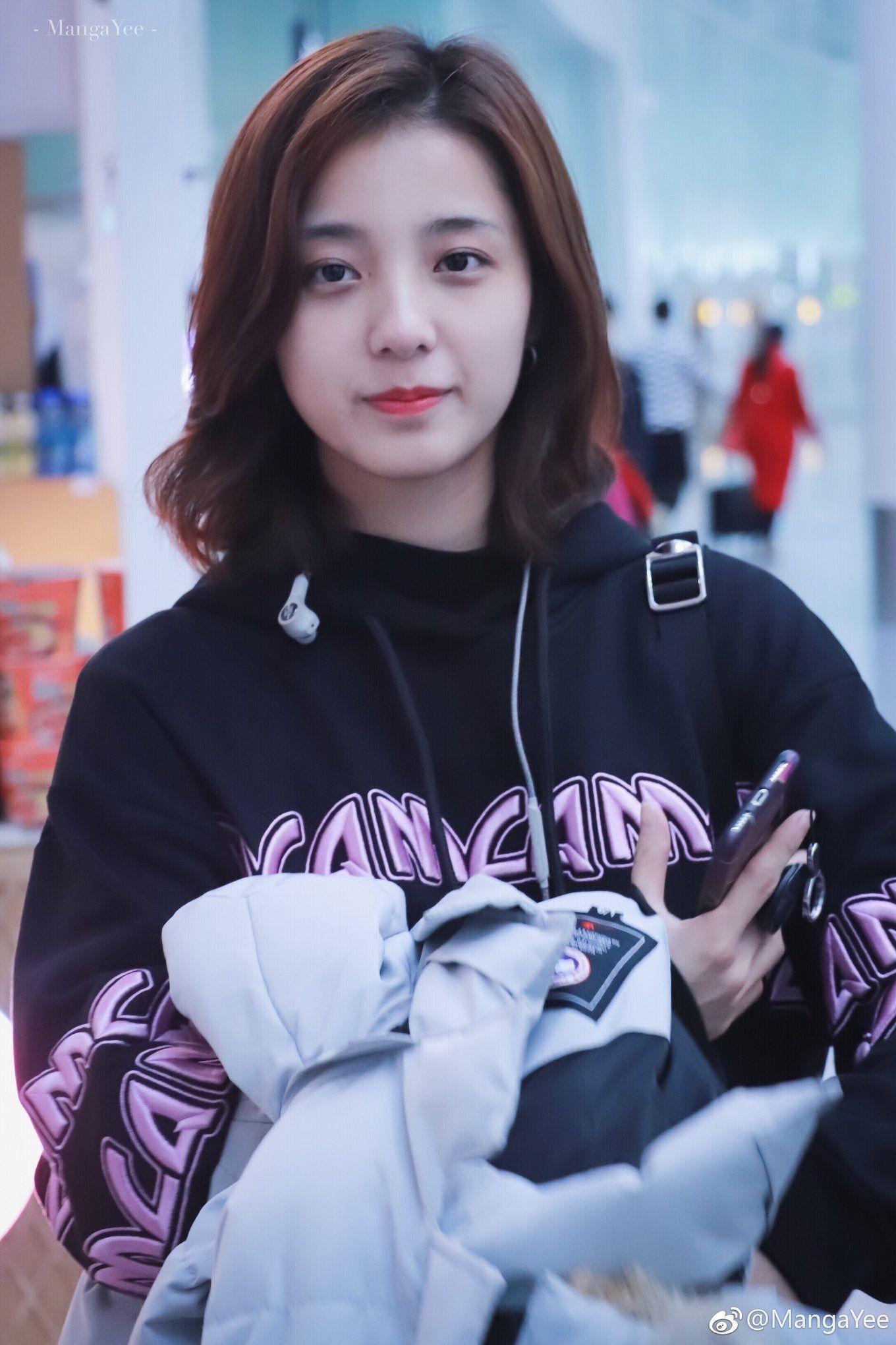 Trường Học, Gái, Tiếng Trung Quốc, Sắc Đẹp, Beautiful, Áo Jacket