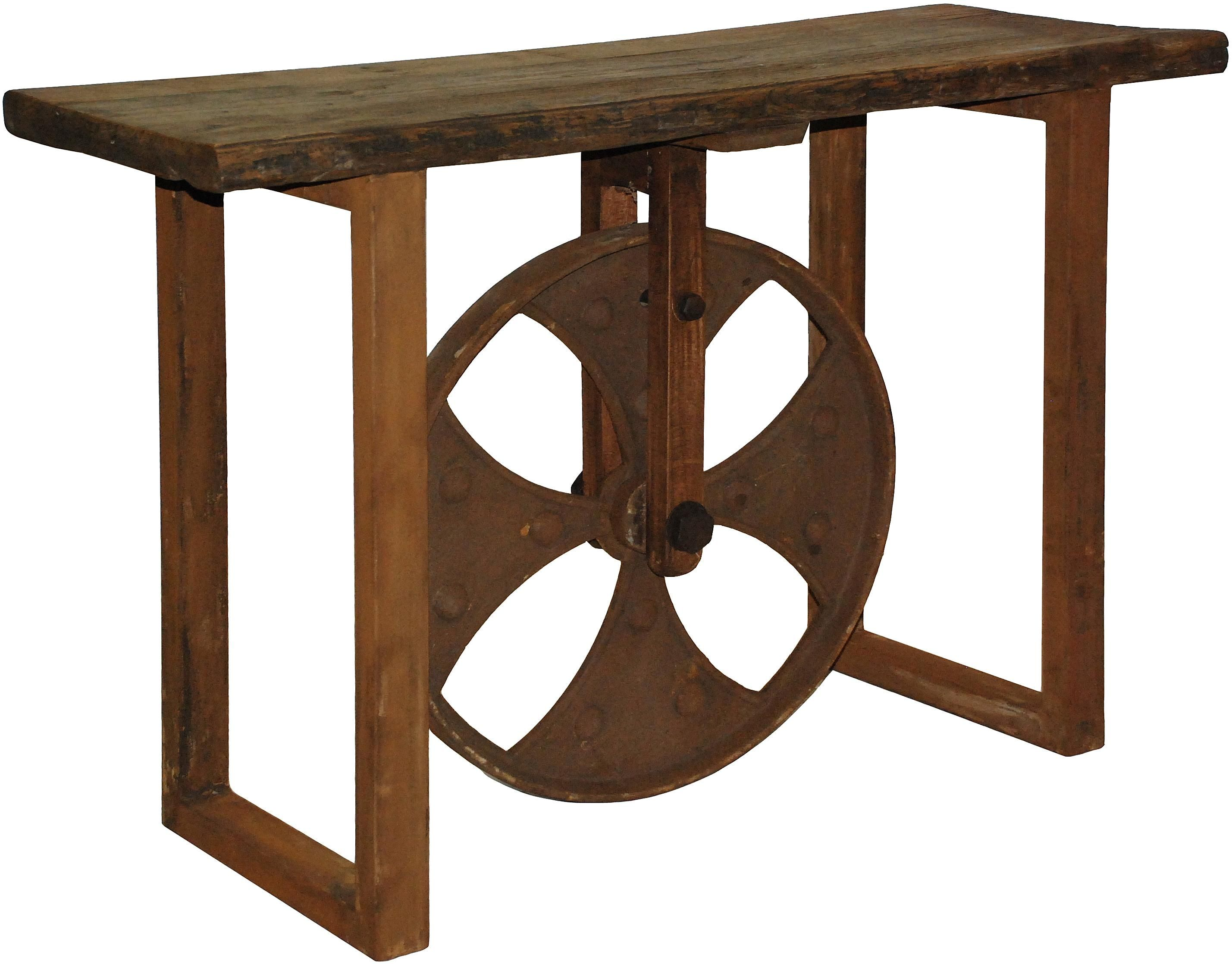Roda Console Table by Classic Home