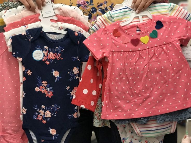 Sears Baby Clothes Alluring 15 Tips To Get Carter's Baby Clothes Cheaper Than Walmart Prices