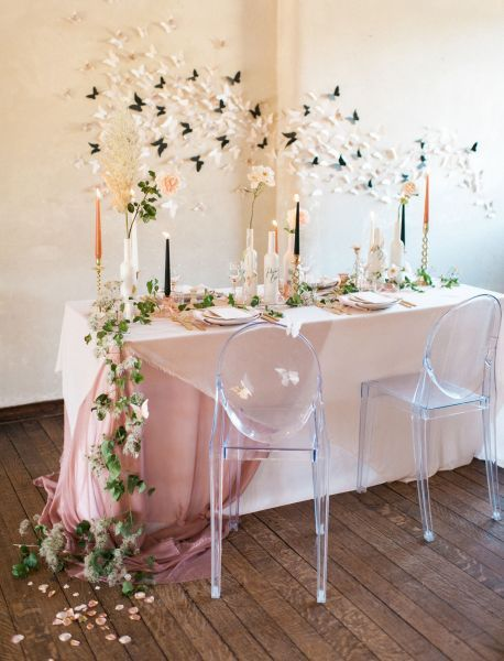 The Butterfly Effect: Add Romanticism and Femininity to your Big Day Image: 33