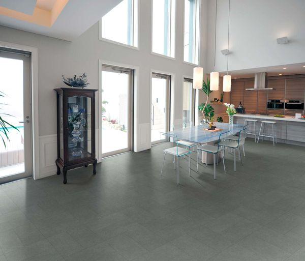 Bluestone look Balance Meditation #vinyl floors for #kitchen ...