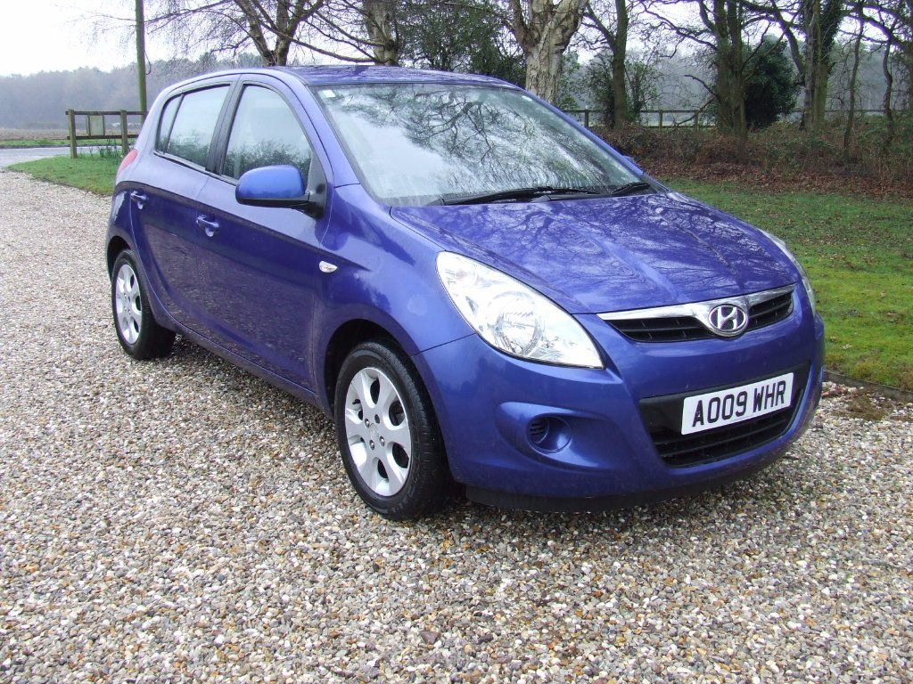 Used Hyundai I20 For Sale With A Full Mot Buy Local Second Hand