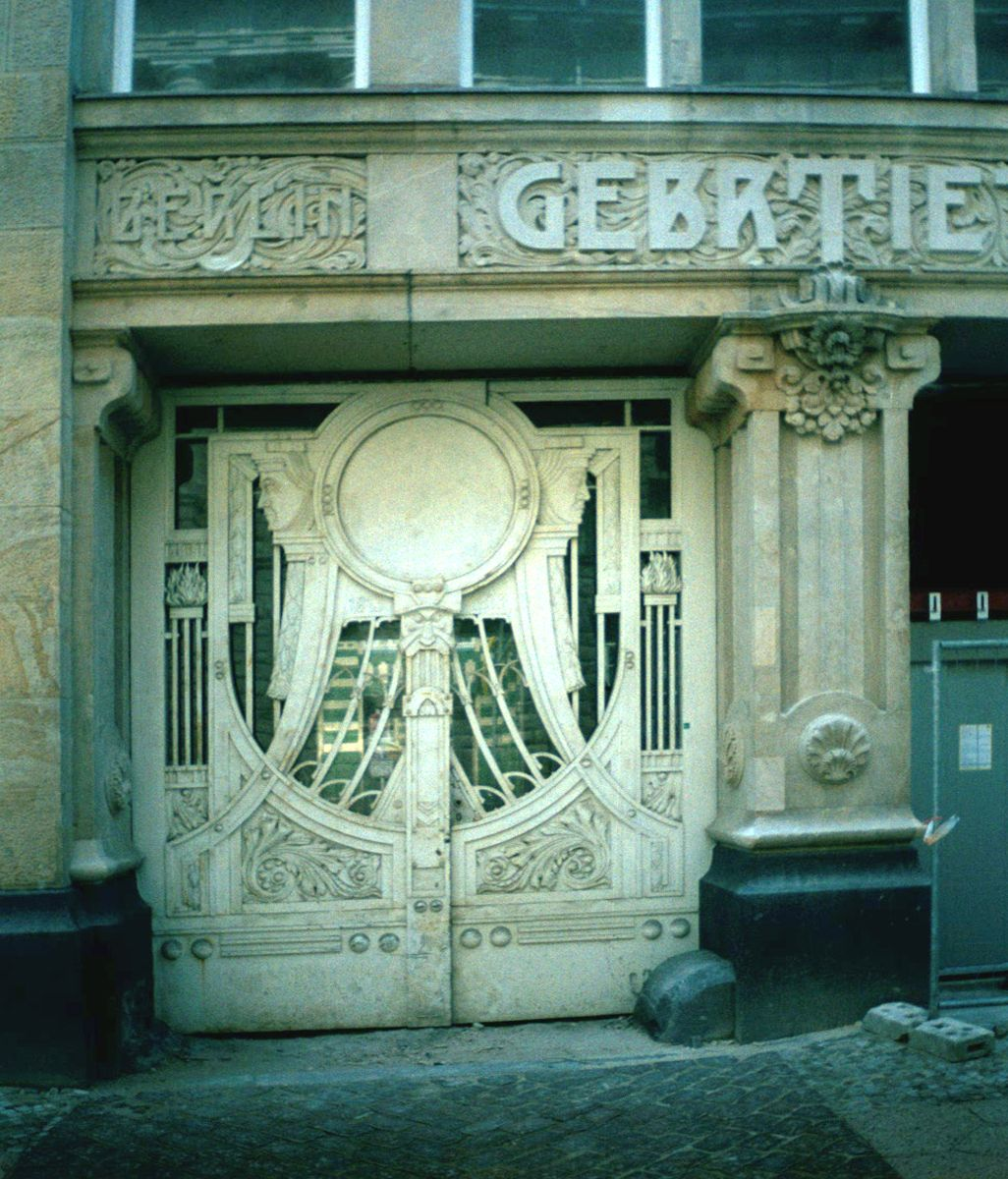 beautiful door -- Berlin