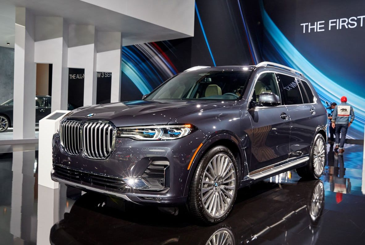 Well Designed Of 2020 Bmw X7m