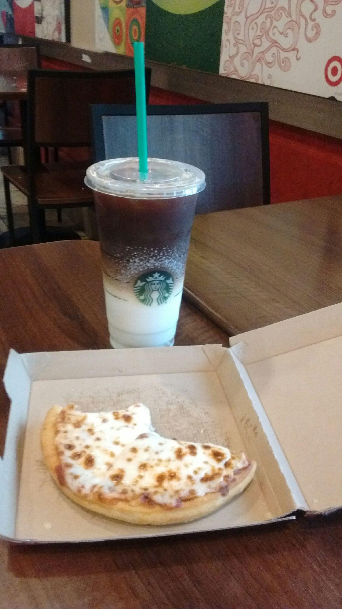 nom b fast thanks target starbucks coffee pizza hut d u003c3 decon