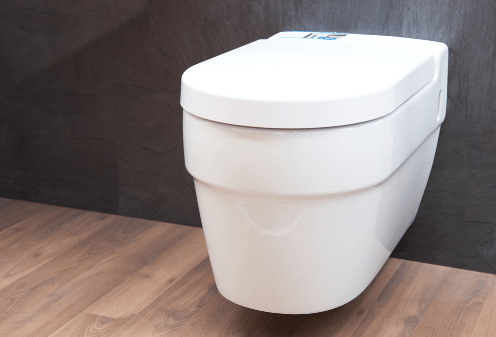 9 Best One Piece Toilets Reviews 2018 And Guide One Piece Toilets Wall Hung Toilet Cool Walls