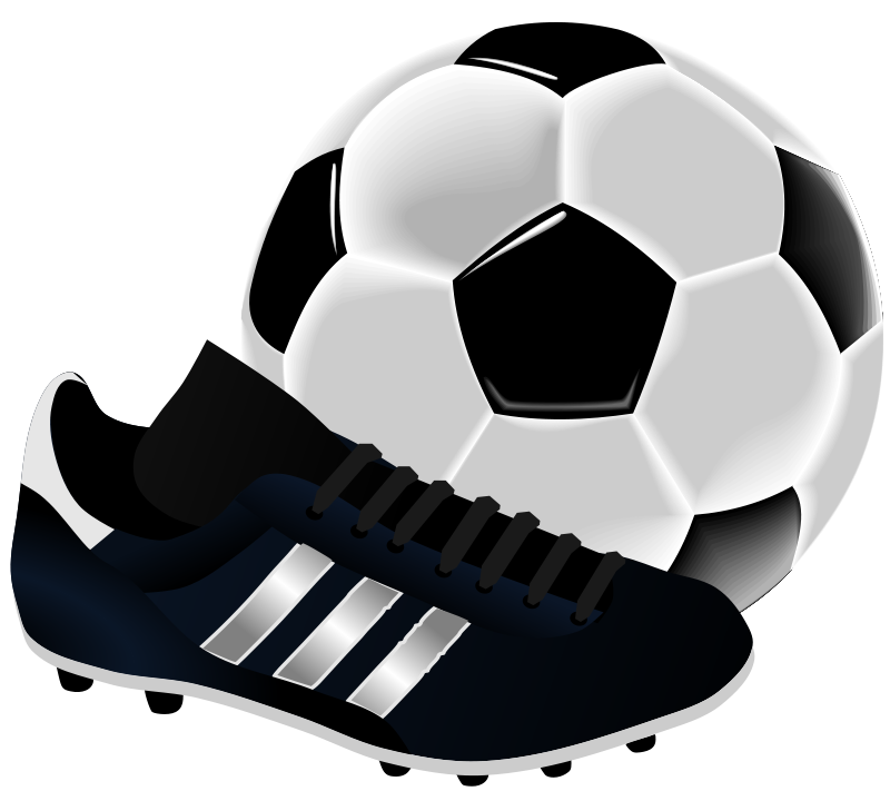 Free Clipart Soccer Objects Gnokii Soccer Ball Soccer Notebook Soccer