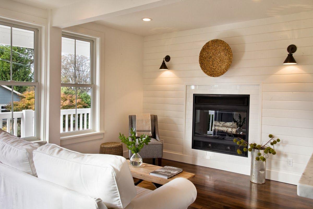 Pinterest & Craftsman trim modern plank wall sconces | Home. | Modern ...