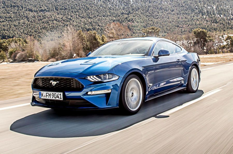 Ford Mustang 2 3 Ecoboost Fastback Automatic 2018 Review Mustang