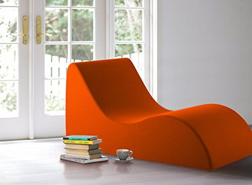 Bon Vivon Comfort Foam Lounging Accent Chair, Orange Zinus Https://www.amazon