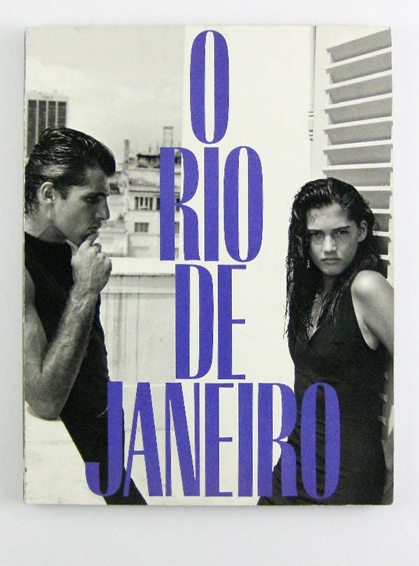 Bruce Weber / O Rio de Janeiro / 1986 / First and only Edition in Books, Comics & Magazines, Antiquarian & Collectable | eBay