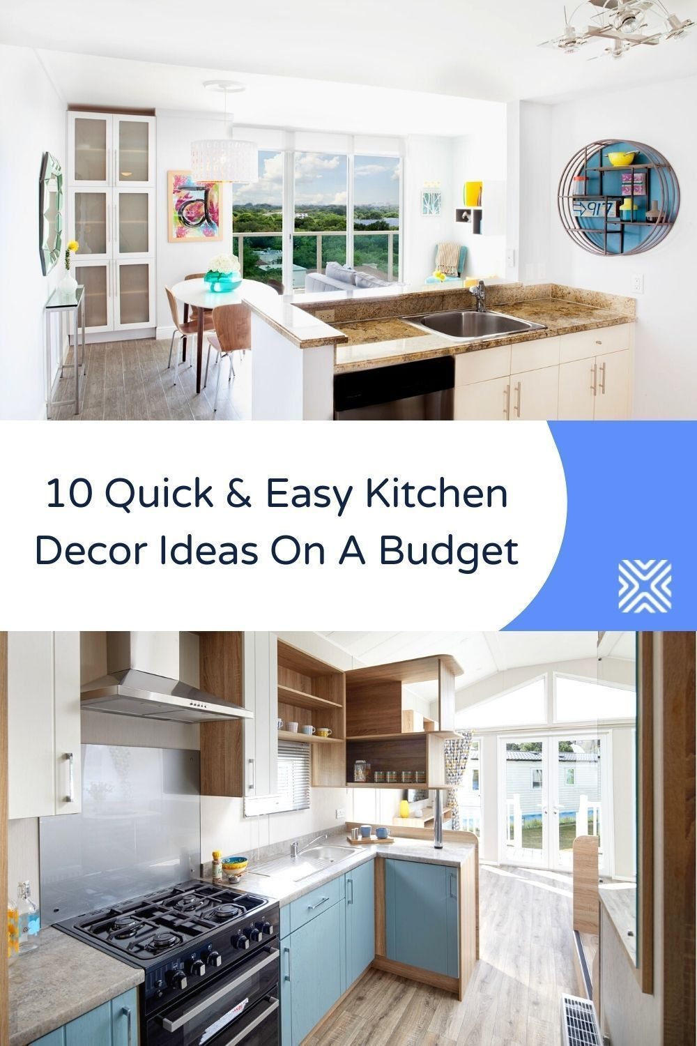 10 Quick And Easy Kitchen Decorating Ideas On A Budget Kukun Decor Renovation Cost Affordable