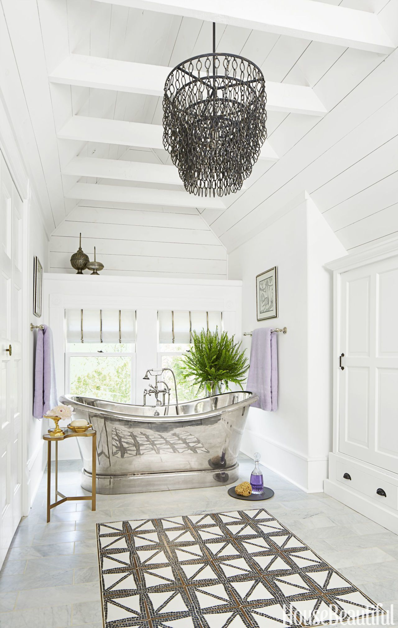 140+ Ways to Make Any Bathroom Feel Like an At-Home Spa | Decorating ...