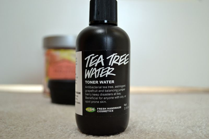 Lush Tea Tree Water Toner