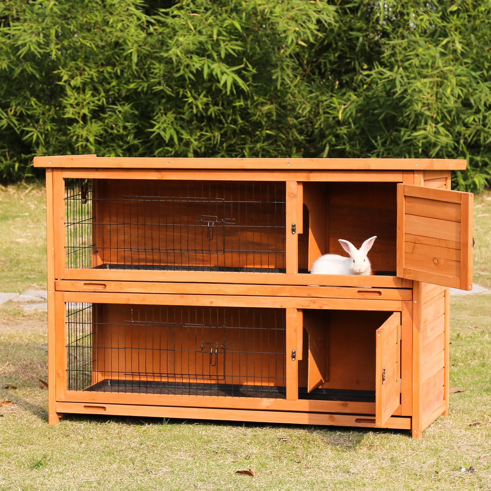 Pin On Rabbit Hutches And Bunny Homes