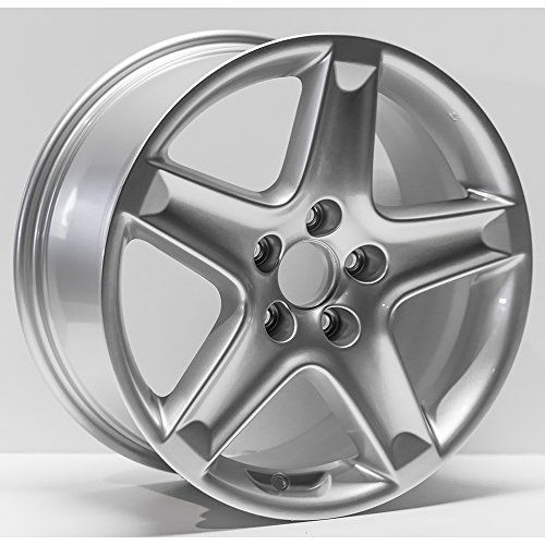 Introducing 17 Painted Silver Rim By JTE Wheels For 2006
