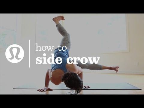 how to side crow it has been 3 years coming to this pose