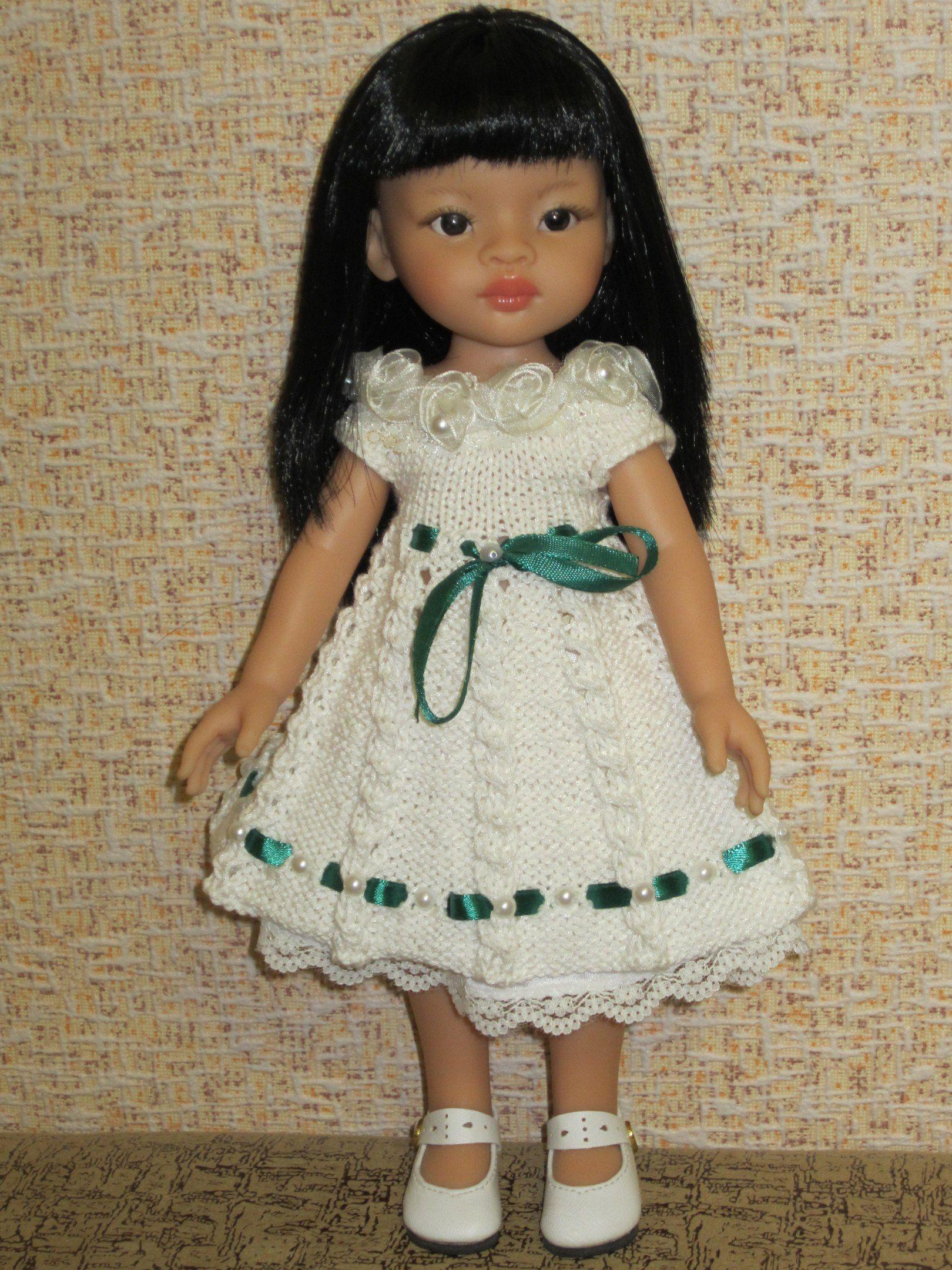 Испанские куклы Paola Reina   Одежда для кукол, Мода, Одежда