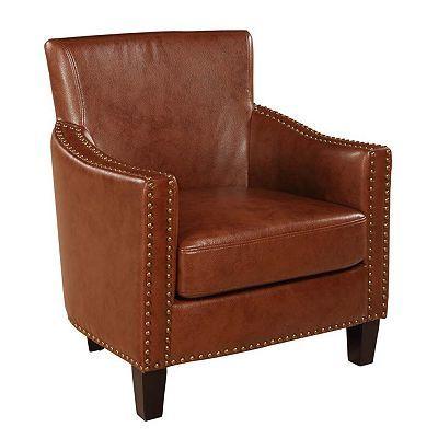 Linon Jackson Accent Chair Furniture Design Furniture Chair