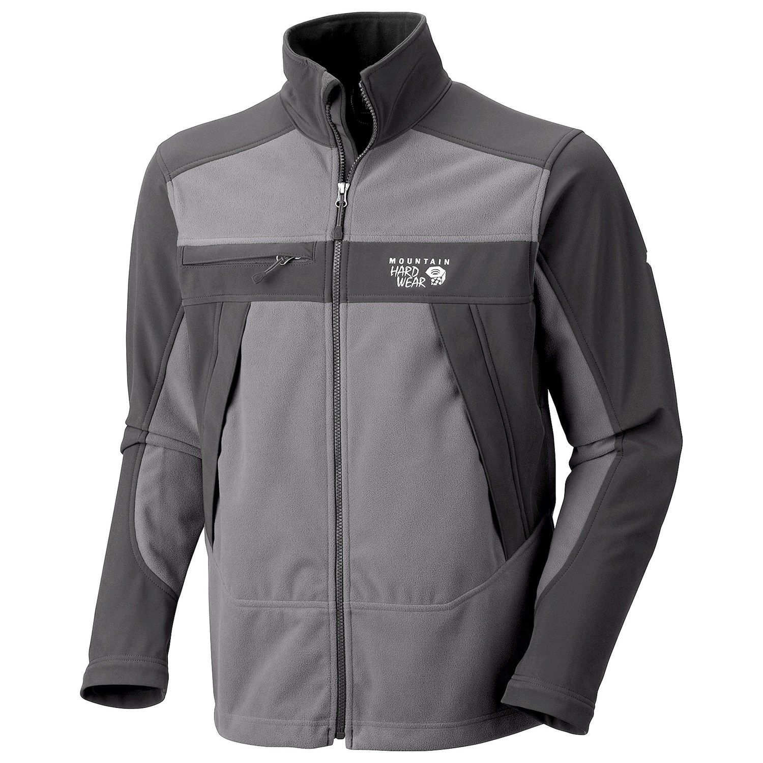 Mountain Hardwear Mountain Tech AirShield Fleece Jacket (For Men ...