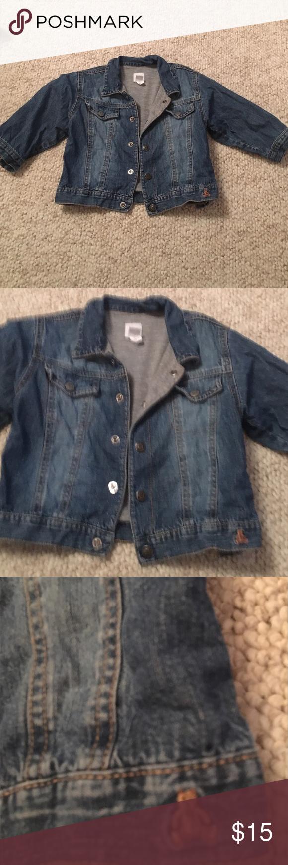 bfa6b8aeedfc 18-24 month old jean dungaree jacket 18-24 month old Jean dungaree ...
