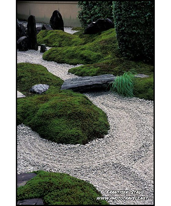 Modern Zen Gardens By Frantisek Staud Paisagismo 400 x 300