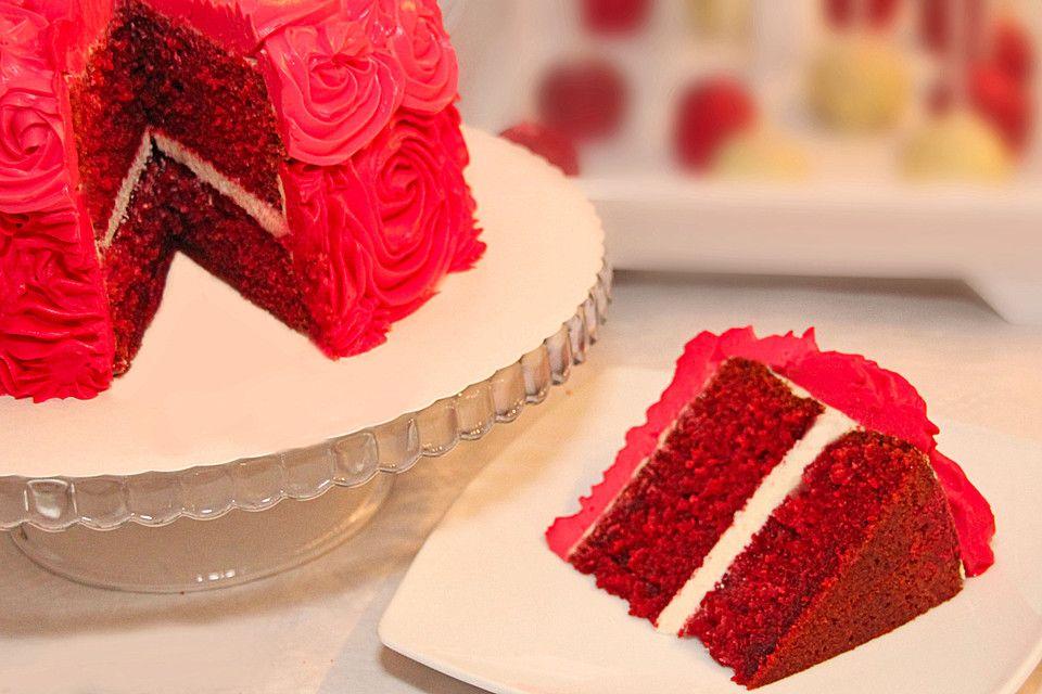 Red Velvet Cake von lollik | Chefkoch