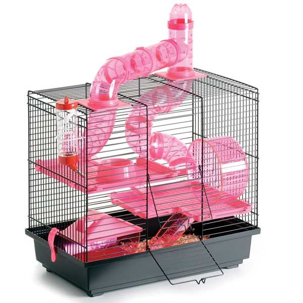 Merry Go Round Hamster Cage Hamster cages, Merry go
