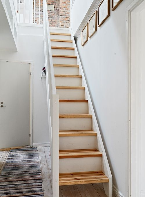 Narrow Stairs Up To An Art Studio Or Loft So Cute My Dream