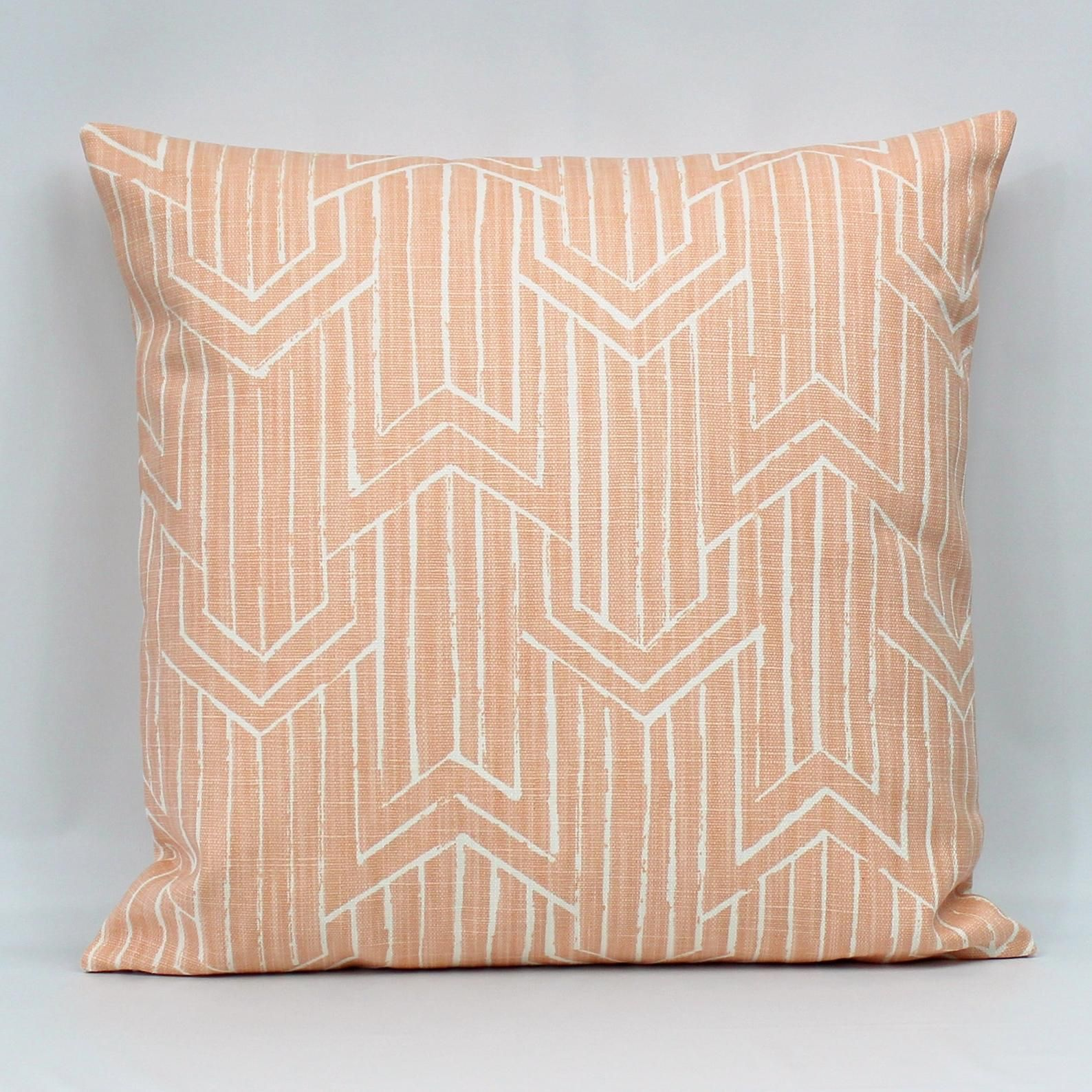 Coral Throw Pillow Cover Peach Throw Pillow Cover Coral Etsy Coral Throw Pillows Peach Pillow Throw Pillows