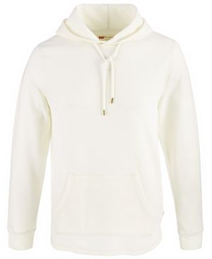 0b03d5e8d70e Levi's Men's Banner Brushed Hoodie - White 2XL   Products in 2019 ...
