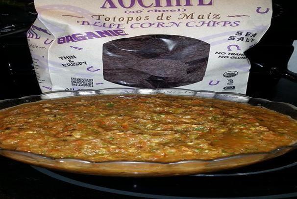Chevy S Salsa Original Recipe Recipe Food Com Recipe Recipes Food Stuffed Peppers