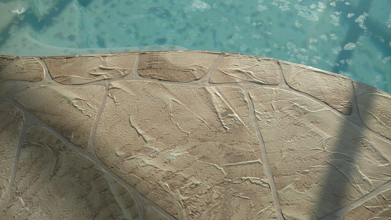 Pin By Msdcurbing On Pool Decks Concrete Pool Pool