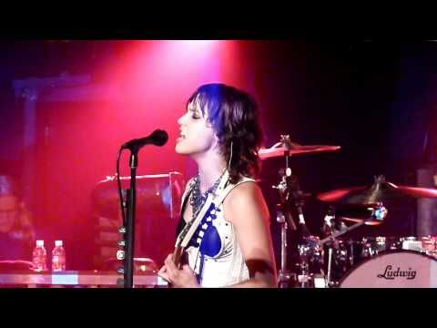 Halestorm Covers All I Wanna Do Is Make Love To You 12 29 10