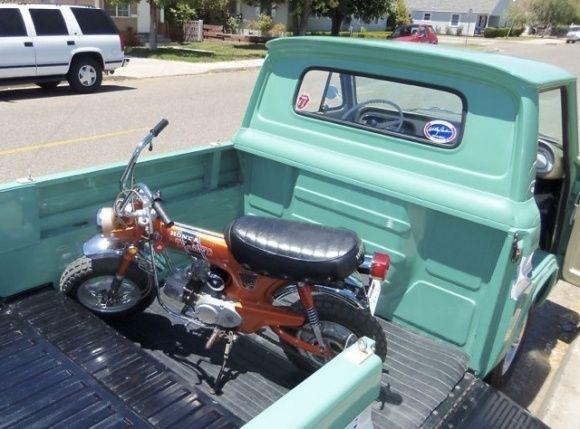 Original Paint  1963 Chevrolet Corvair Ramp