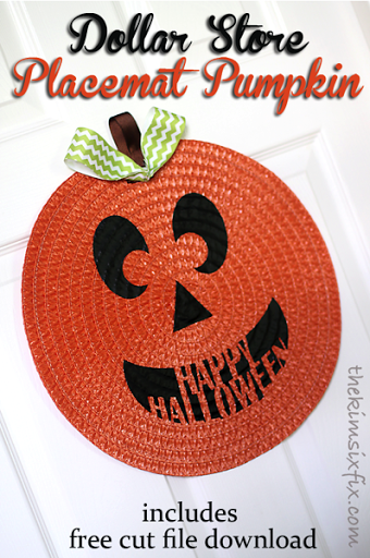 how to make a jack o lantern out of paper