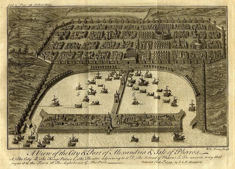 Antiguo mapa