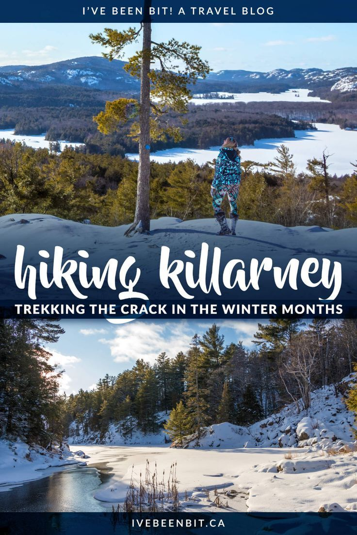 Photo of Hiking The Crack in Killarney: Your Winter Survival Guide
