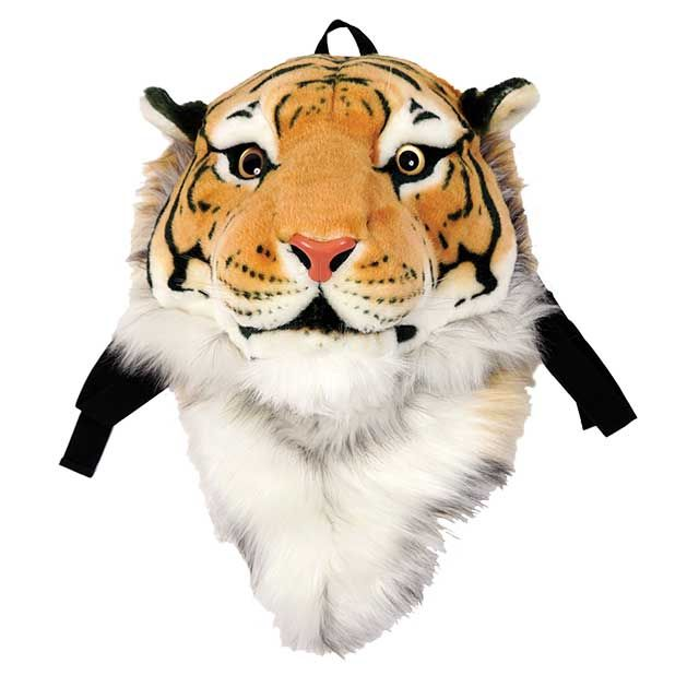 Bengal Tiger Animal Head Backpack (With images) Pet