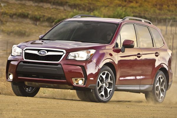 10 Of The Fastest 2014 Cars Under 30k Subaru Forester Subaru Awd Cars
