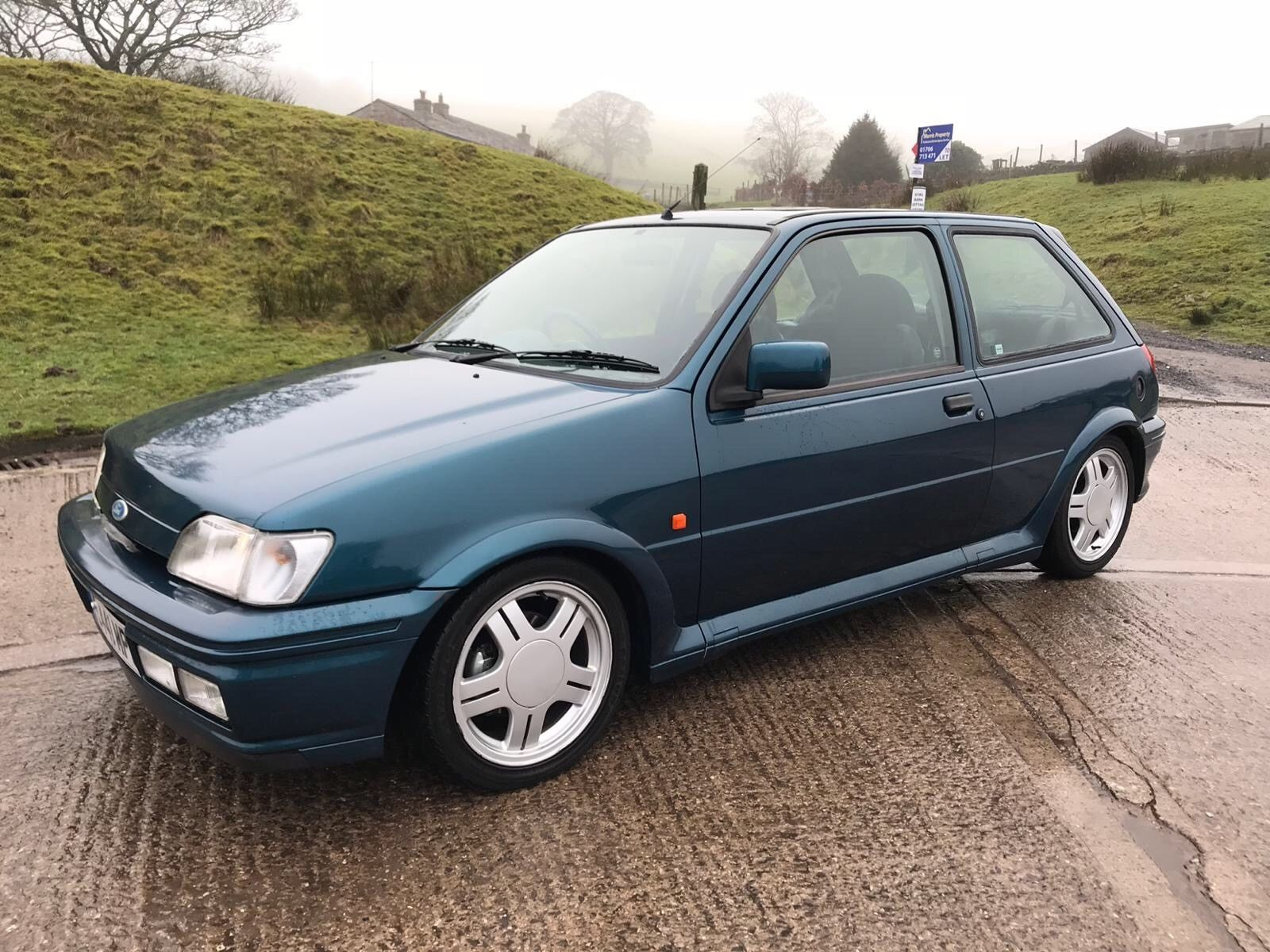 Check Out This Fast Ford Ford Fiesta Xr2i 16v 94k Miles Hot