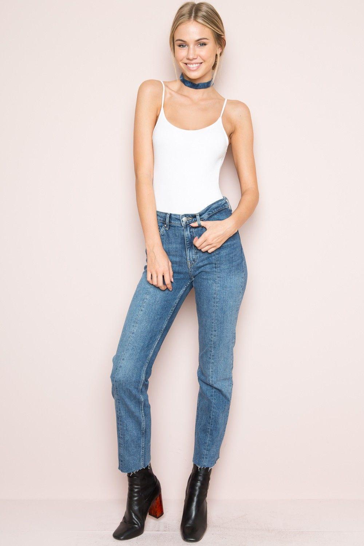 Estremamente Brandy ♥ Melville   Reina Bodysuit - Clothing   New Arrivals  XS11