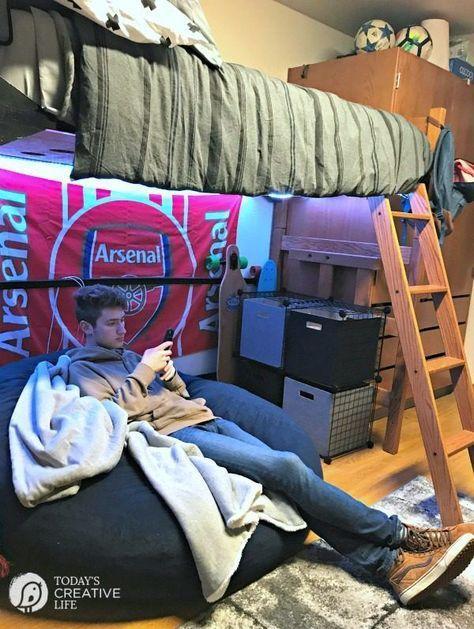 Dorm Room Ideas for Boys images
